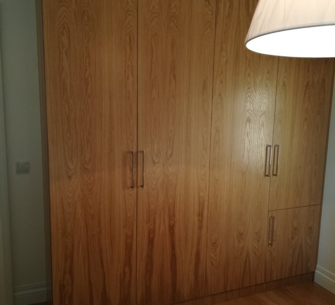 Szafa klasyczna drewno 8